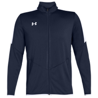 Under Armour Team Team Rival Knit Warm-Up Jacket - Men's - Navy