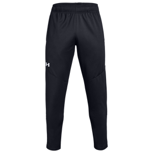 Under Armour Team Team Rival Knit Warm-Up Pants - Men's - Black/White