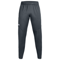 Under Armour Team Team Rival Knit Warm-Up Pants - Men's - Grey