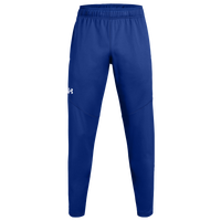 Under Armour Team Team Rival Knit Warm-Up Pants - Men's - Blue