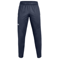 Under Armour Team Team Rival Knit Warm-Up Pants - Men's - Navy