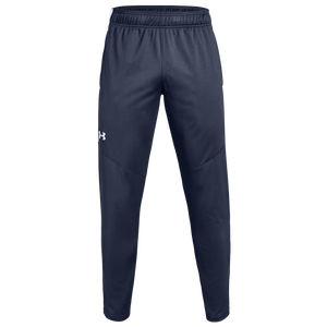 Under Armour Team Team Rival Knit Warm-Up Pants - Men's - Midnight/White