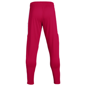 Under Armour Team Team Rival Knit Warm-Up Pants - Men's - Red/White