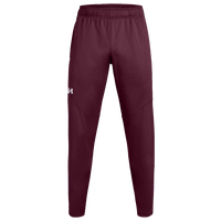 Under Armour Team Team Rival Knit Warm-Up Pants - Men's - Maroon