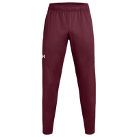 Under Armour Team Team Rival Knit Warm-Up Pants - Men's - Cardinal