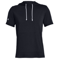 Under Armour Team Sportstyle Stadium Hoodie - Men's - Black