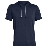 Under Armour Team Sportstyle Stadium Hoodie - Men's - Navy