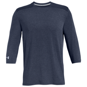 Under Armour Team Sportstyle Stadium Crew - Men's - Midnight/White