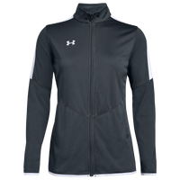Under Armour Team Team Rival Knit Warm-Up Jacket - Women's - Grey
