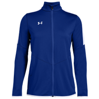 Under Armour Team Team Rival Knit Warm-Up Jacket - Women's - Blue