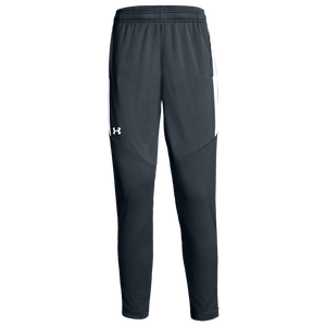Under Armour Team Team Rival Knit Warm-Up Pants - Women's - Steel Grey/White