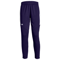 Under Armour Team Team Rival Knit Warm-Up Pants - Women's - Purple