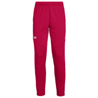 Under Armour Team Team Rival Knit Warm-Up Pants - Women's - Red