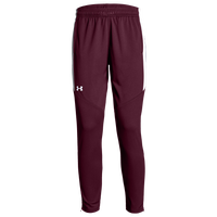 Under Armour Team Team Rival Knit Warm-Up Pants - Women's - Maroon