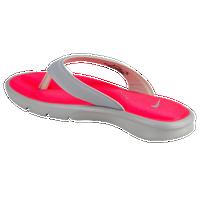 19bed4c001d2cf Nike Ultra Comfort Thong - Women s - Grey   Red