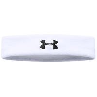Under Armour Performance Headband - White / Black