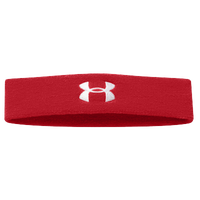 Under Armour Performance Headband - Red / White