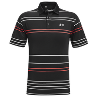 Under Armour Playoff Golf Polo 2.0 - Men's - Black / White