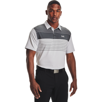 Under Armour Playoff Golf Polo 2.0 - Men's - White / Grey