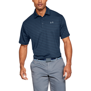 Under Armour Playoff Golf Polo 2.0 - Men's - Academy/Pitch Gray