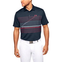 Under Armour Playoff Golf Polo 2.0 - Men's - Black