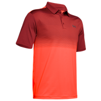 Under Armour Playoff Golf Polo 2.0 - Men's - Red