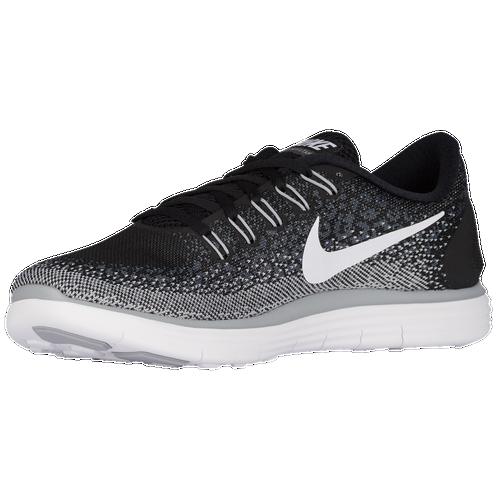 8d16201c7f0 Nike Free RN Distance - Men s - Running - Shoes - Black White Dark  Grey Wolf Grey