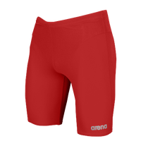 Arena Board Jammer Swimsuit - Men's - Red / Silver