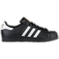Adidas Originals Superstar Men S Casual Shoes Black White Gold
