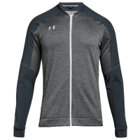 Under Armour Team Qualifier Hybrid Warm-Up Jacket - Men's - Grey