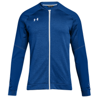 Under Armour Team Qualifier Hybrid Warm-Up Jacket - Men's - Blue