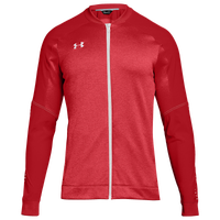 Under Armour Team Qualifier Hybrid Warm-Up Jacket - Men's - Red