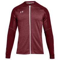 Under Armour Team Qualifier Hybrid Warm-Up Jacket - Men's - Cardinal