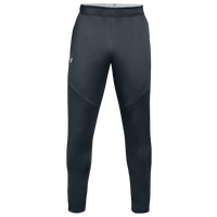 Under Armour Team Qualifier Hybrid Warm-Up Pants - Men's - Grey