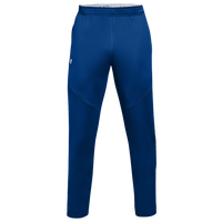Under Armour Team Qualifier Hybrid Warm-Up Pants - Men's - Blue