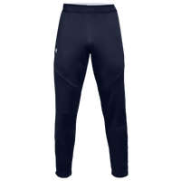 Under Armour Team Qualifier Hybrid Warm-Up Pants - Men's - Navy