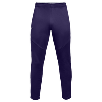 Under Armour Team Qualifier Hybrid Warm-Up Pants - Men's - Purple