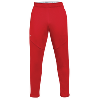 Under Armour Team Qualifier Hybrid Warm-Up Pants - Men's - Red