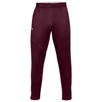 Under Armour Team Qualifier Hybrid Warm-Up Pants - Men's - Maroon