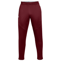 Under Armour Team Qualifier Hybrid Warm-Up Pants - Men's - Cardinal