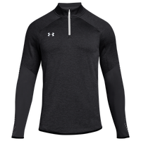 Under Armour Team Qualifier Hybrid 1/4 Zip - Men's - Black