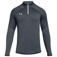 Under Armour Team Qualifier Hybrid 1/4 Zip - Men's - Grey