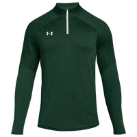 Under Armour Team Qualifier Hybrid 1/4 Zip - Men's - Dark Green