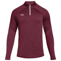 Under Armour Team Qualifier Hybrid 1/4 Zip - Men's - Maroon