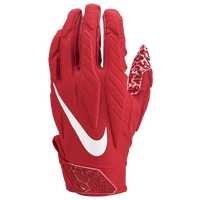 Nike Superbad 5.0 Receiver Gloves - Men's - Red