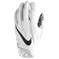 Nike Superbad 5.0 Receiver Gloves - Men's - White