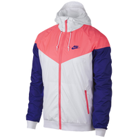Nike Windrunner Jacket - Men s - Casual - Clothing - Pure Platinum ... 17f5e2bfc