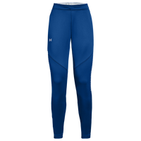 Under Armour Team Qualifier Hybrid Warm-Up Pants - Women's - Blue