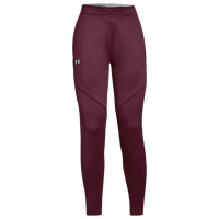 Under Armour Team Qualifier Hybrid Warm-Up Pants - Women's - Maroon