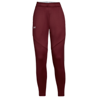 Under Armour Team Qualifier Hybrid Warm-Up Pants - Women's - Cardinal